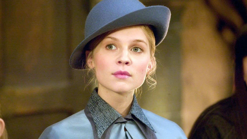 Clémence Poésy as Fleur Delacour in Harry Potter and the Goblet of Fire