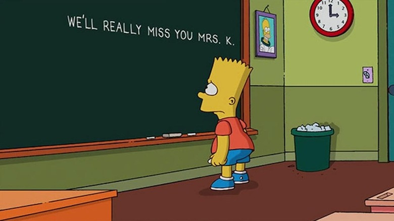 What Happened To Edna Krabappel On The Simpsons?