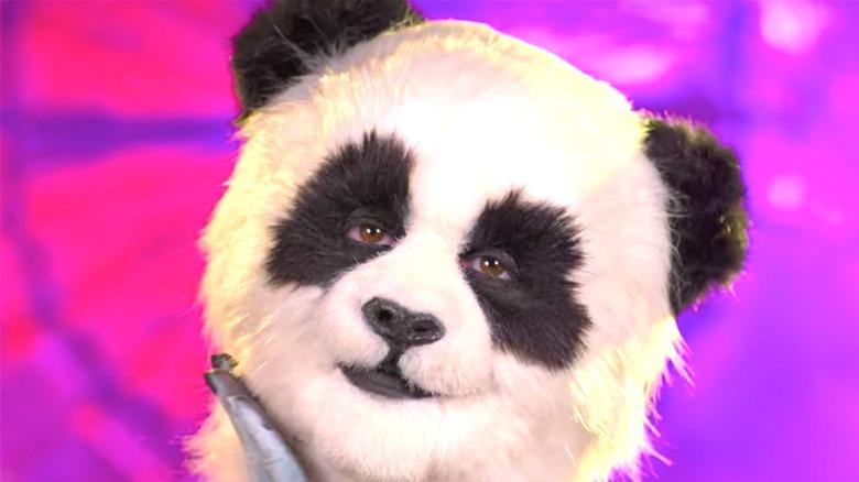 Kariselle the panda