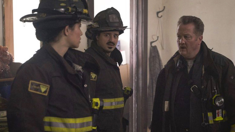 What Happened To Otis On Chicago Fire?