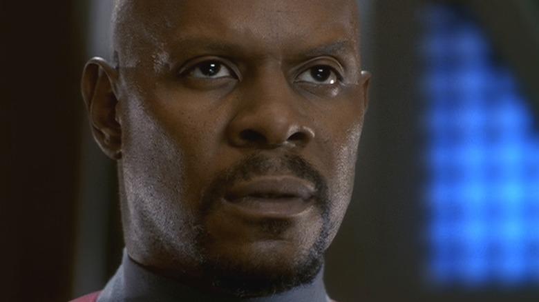Avery Brooks as Ben Sisko