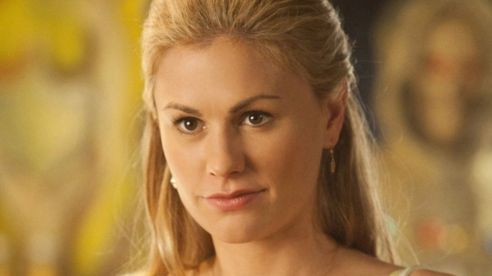 Anna Paquin as Sookie Stackhouse, from True Blood