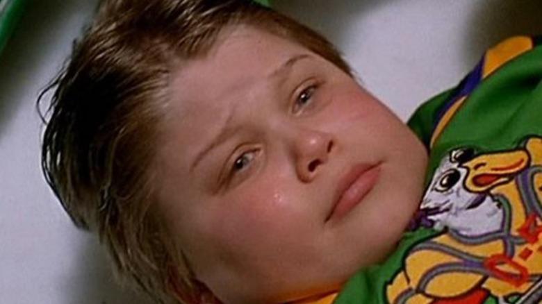 Aaron Schwartz as Dave Karp in The Mighty Ducks