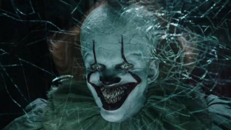 Pennywise going full Pennywise