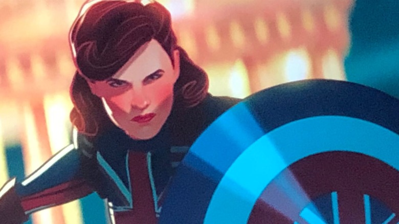 Still from Marvel's What If?