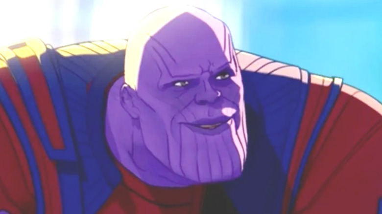 Marvel's What If...? Thanos