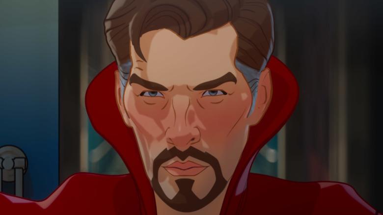 Doctor Steven Strange in What If...?