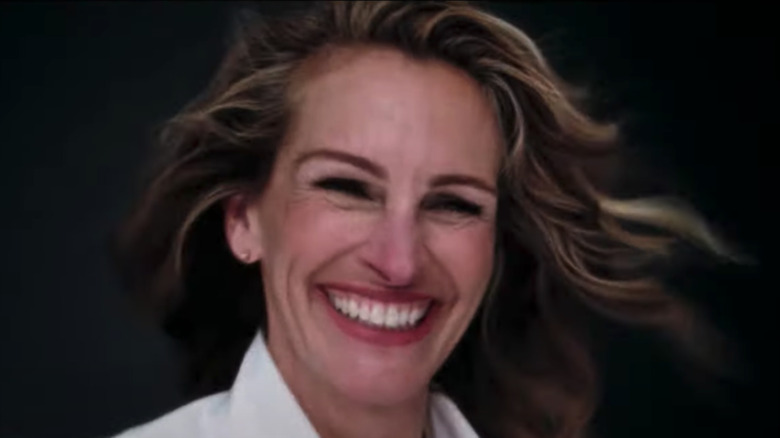 Julia Roberts smiling