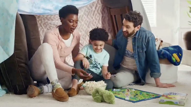 "Kohl's ""Family Fun"" commercial"