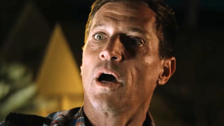 Simon Rex mouth open night Red Rocket trailer