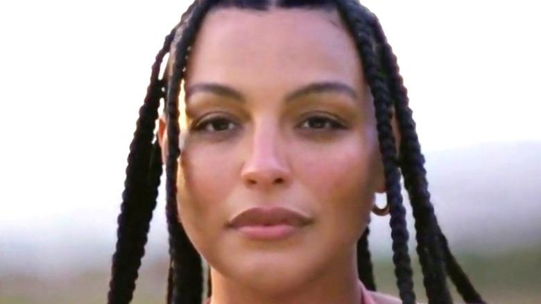 Paloma Elsesser H&M close-up