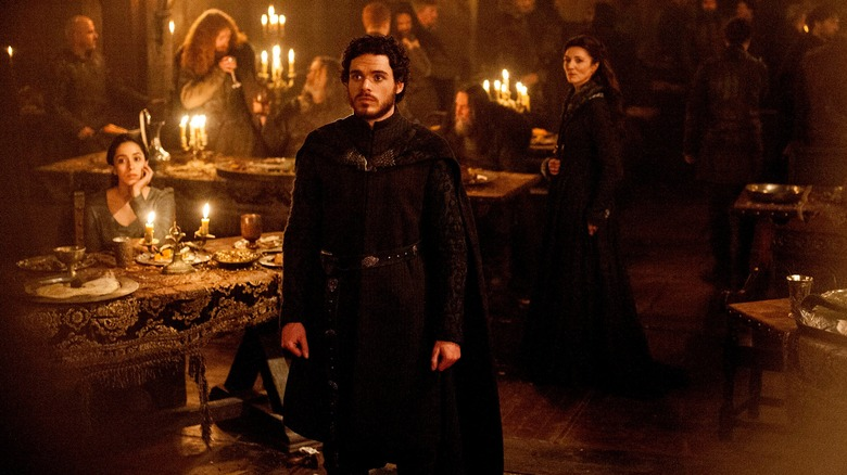 The Red Wedding on Game of Thrones