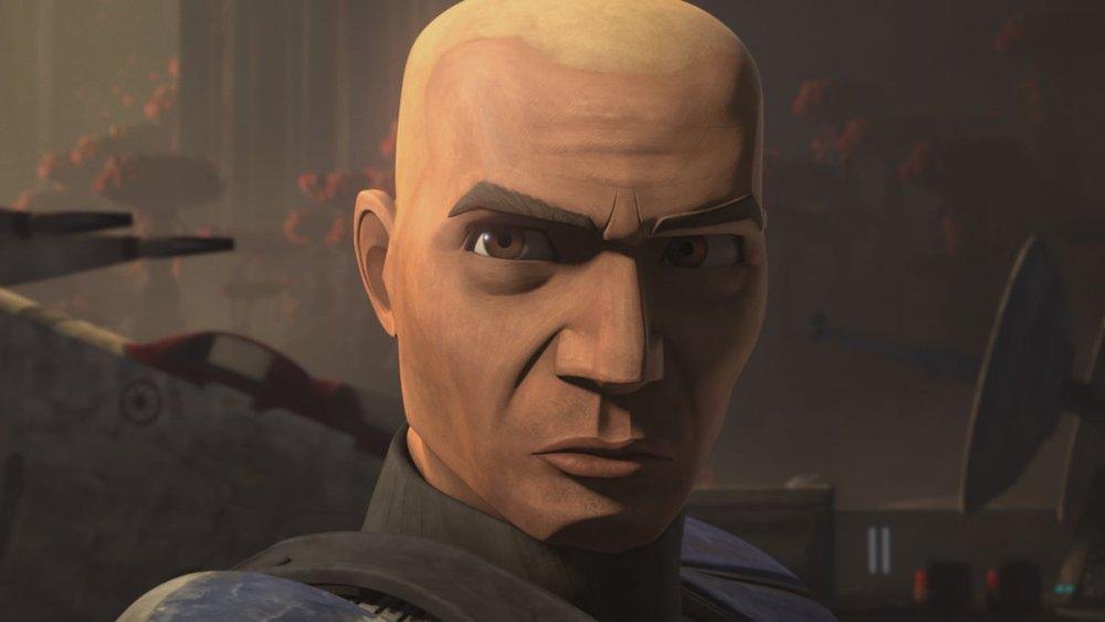 Dee Bradley Baker as Captain Rex on The Clone Wars