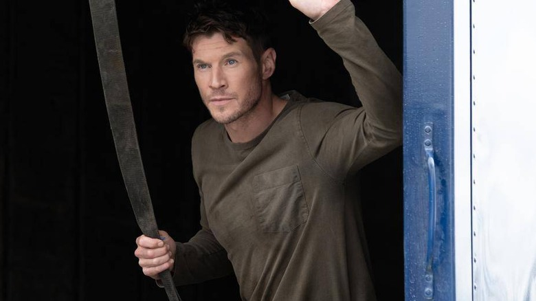 Chad Michael Collins in Sniper: Assassin's End