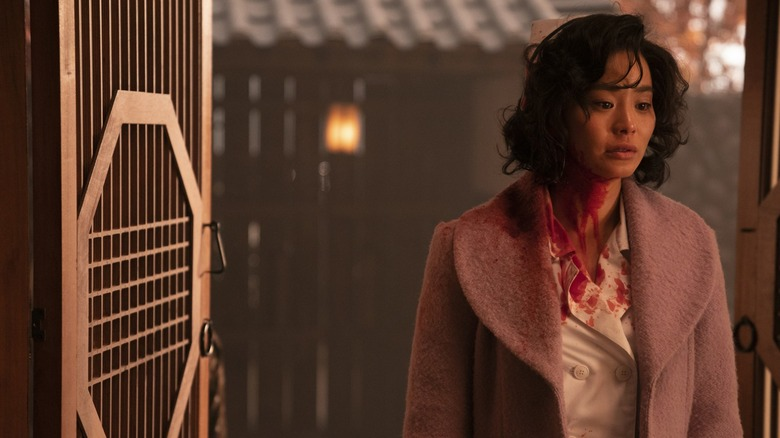 Jamie Chung on Lovecraft Country