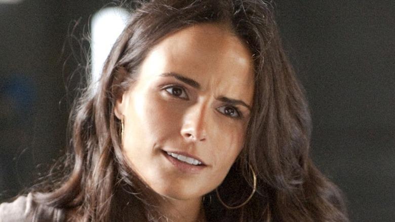Jordana Brewsert Mia Toretto head tilted