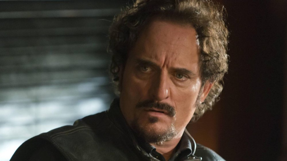 Kim Coates as Tig Trager in 'Sons of Anarchy'