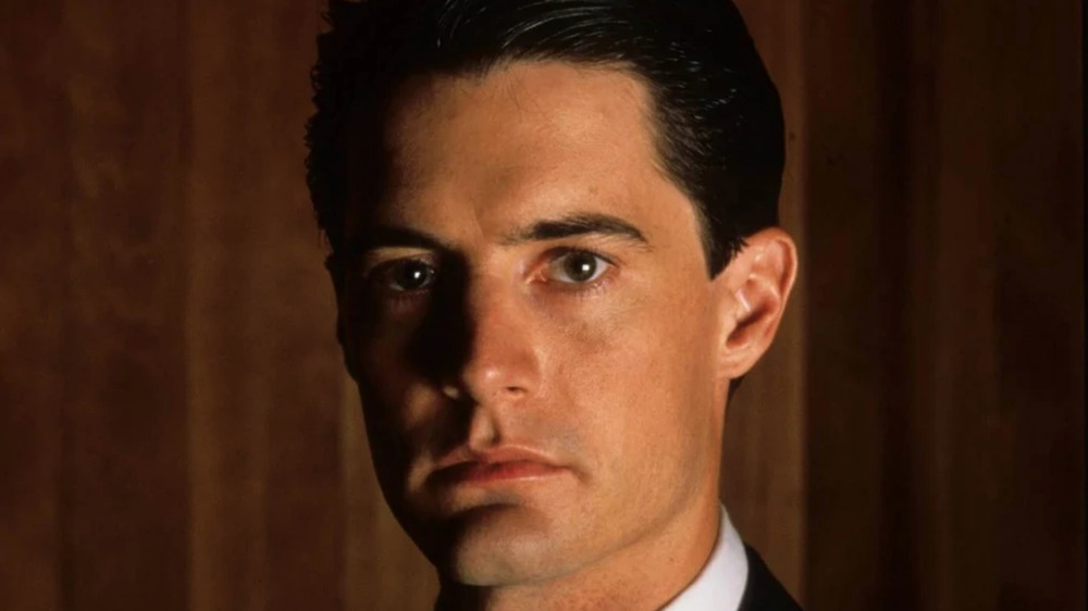 Kyle MacLachlan as Agent Dale Cooper