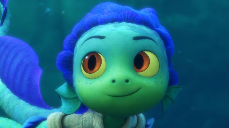 Luca sea monster boy