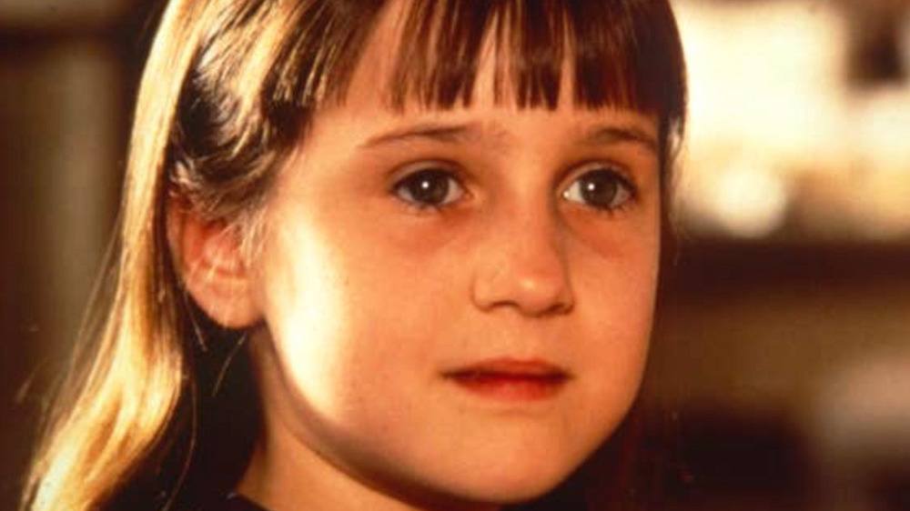 Matilda filled with sorrow