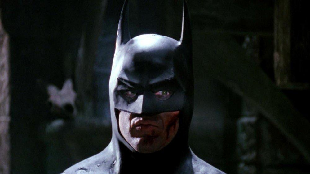 Michael Keaton as Batman in Batman (1989)