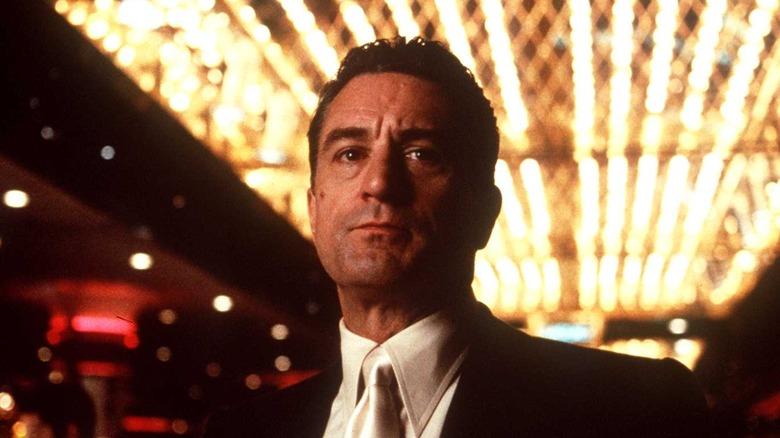 "Robert De Niro as Sam ""Ace"" Rothstein in Casino"