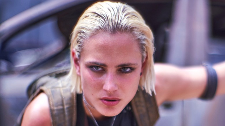 Nora Arnezeder Lilly Coyote determined