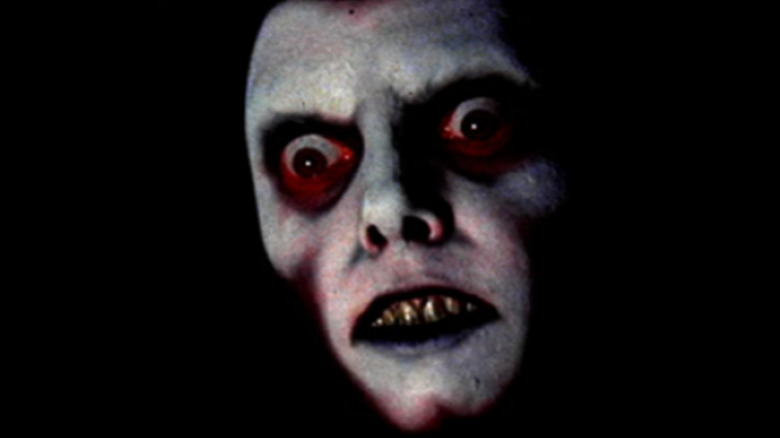 The demon in The Exorcist