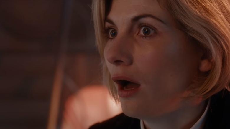 13th Doctor regenerating