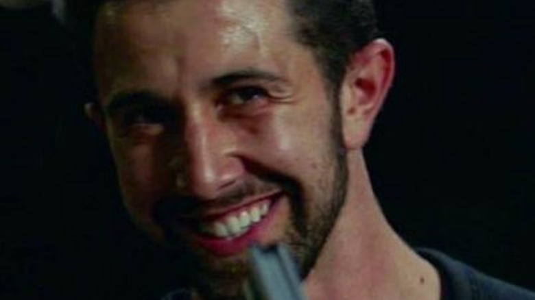 Luca Malacrino Onario Alighieri smiling