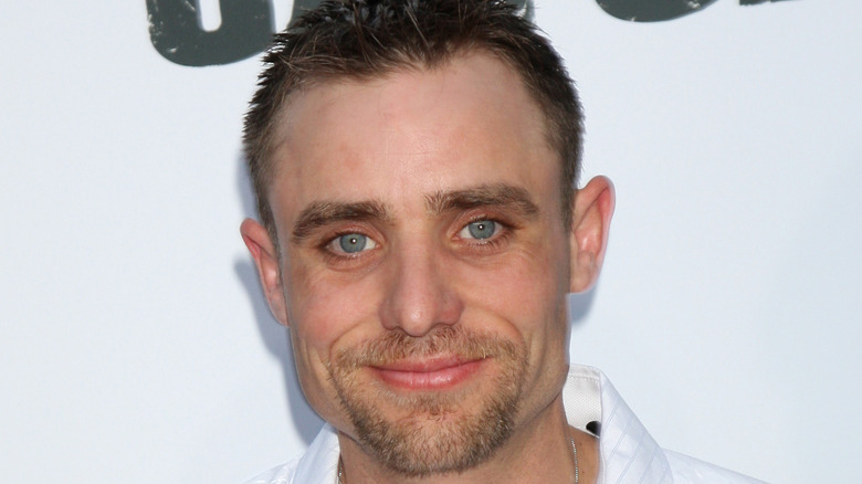 Jake Anderson smiling