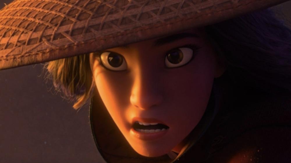 Raya shocked