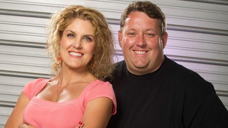 Casey and Rene Nezhoda on Storage Wars