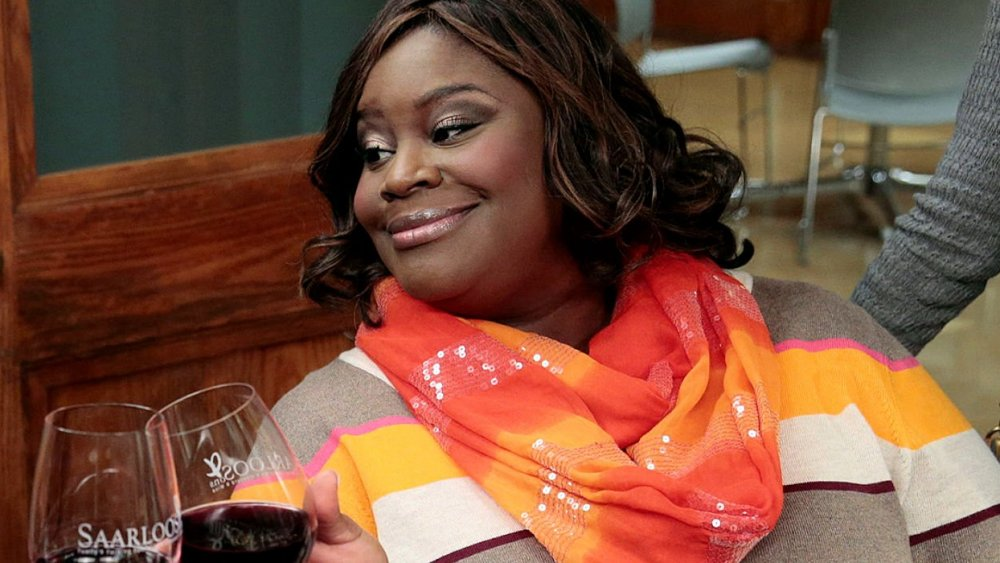 Retta as Donna Meagle on Parks and Recreation