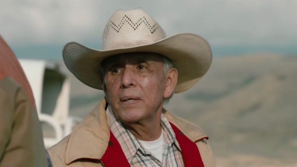 Rudy Ramos' Felix Long has a discussion on the reservation on Yellowstone
