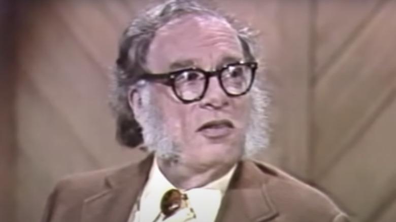 "Isaac Asimov on ""The David Letterman Show"""