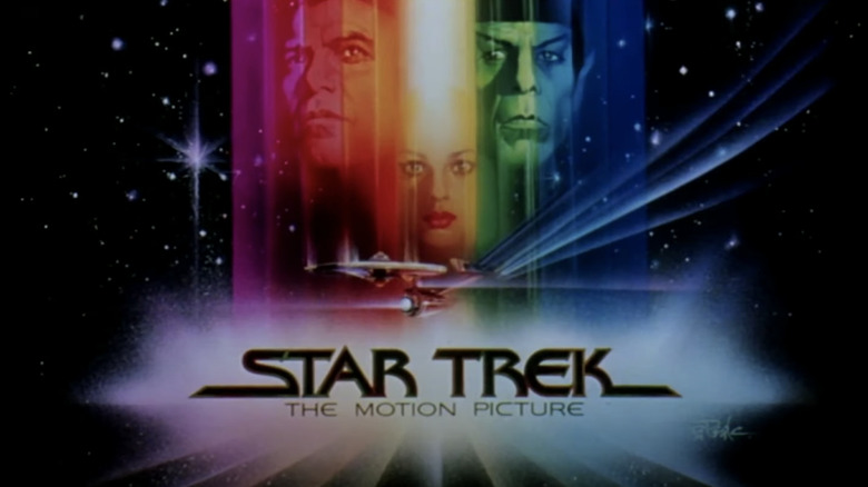 """Title card for """"Star Trek: The Motion Picture"""""""