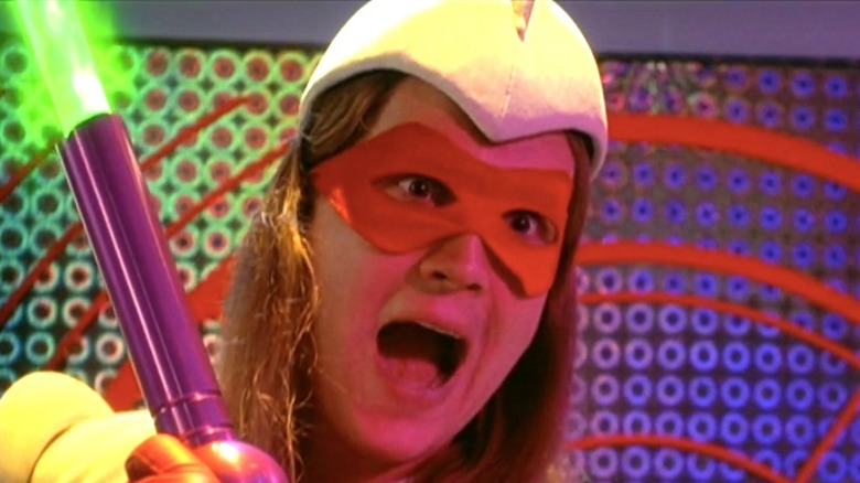 Jason Mewes as Jay/Bluntman in Jay and Silent Bob Strike Back