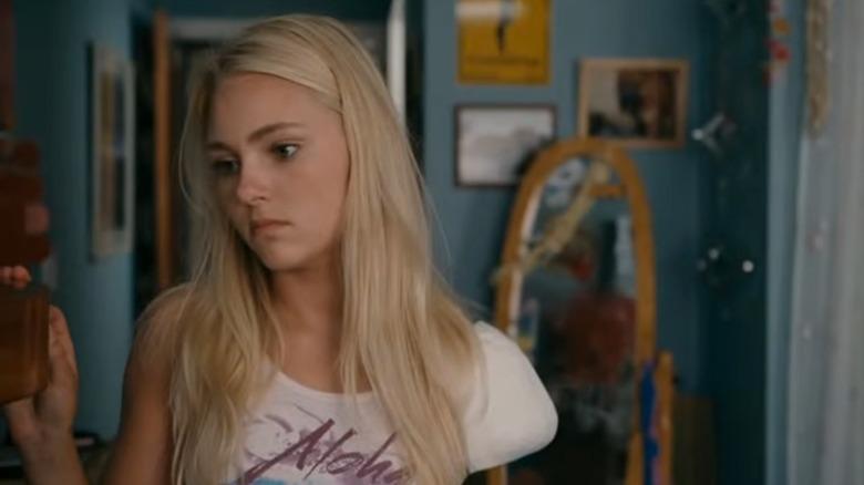 AnnaSophia Robb as Bethany Hamilton in Soul Surfer