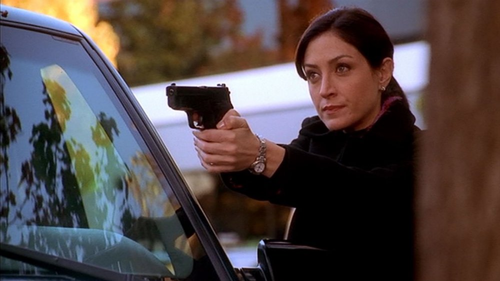 Sasha Alexander as Kate Todd in NCIS