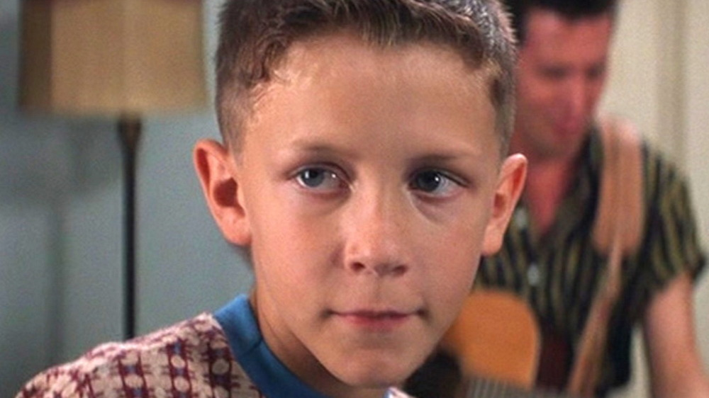 young Forrest Gump