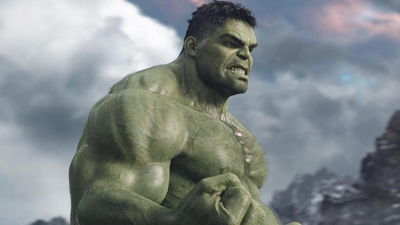 Hulk Thor: Ragnarok victorious