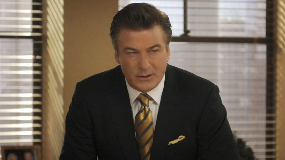Jack Donaghy standing 30 Rock