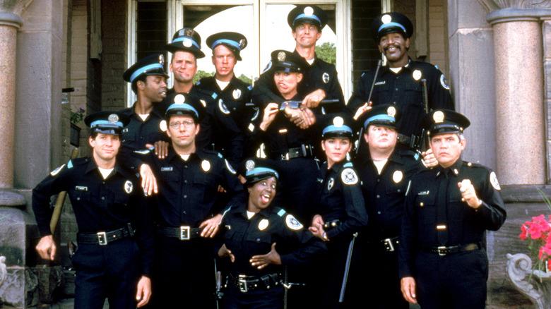 Police Academy cast