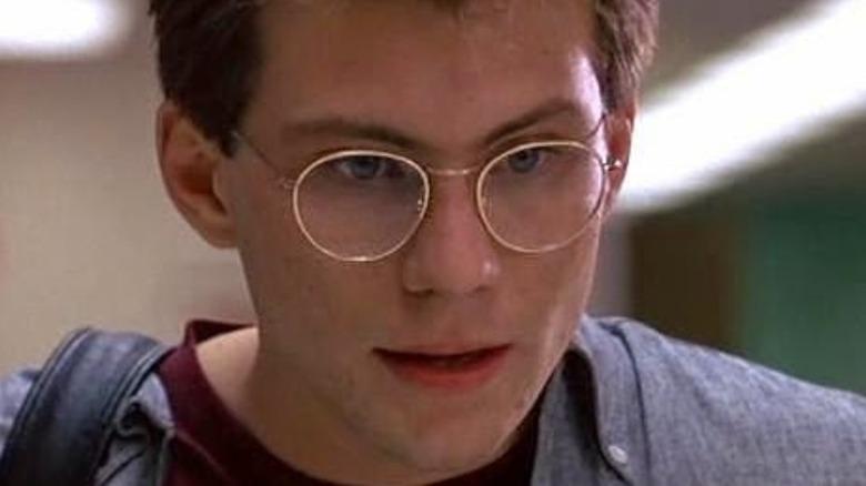 Chrisitan Slater as Mark Hunter