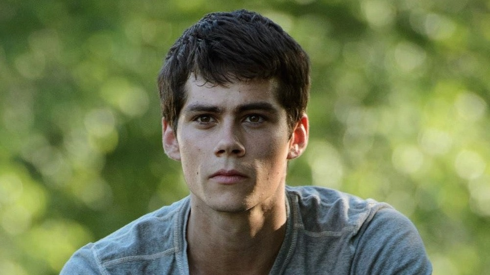 Thomas in The Maze Runner series was so good.