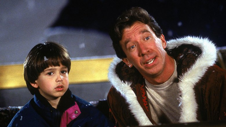Charlie and Scott in The Santa Clause