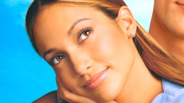 Jennifer Lopez dreaming in The Wedding Planner