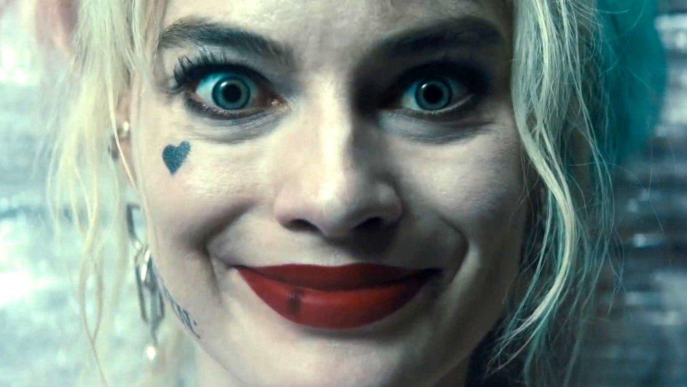 Margot Robbie as Harley Quinn in Birds of Prey