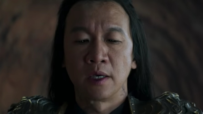 Ng Chin Han as Shang Tsung in Mortal Kombat